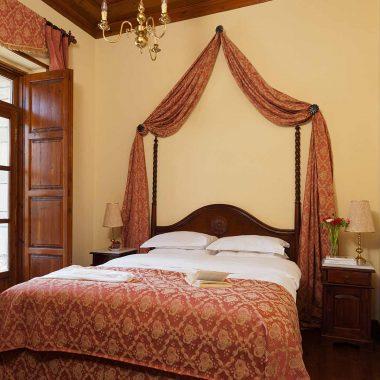 Junior Suite στο ξενοδοχείο Αρχοντικό Χατζηγάκη