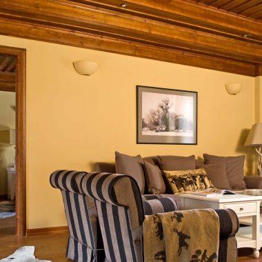 Superior suite - honeymoon suite ξενοδοχείο Αρχοντικό Χατζηγάκη