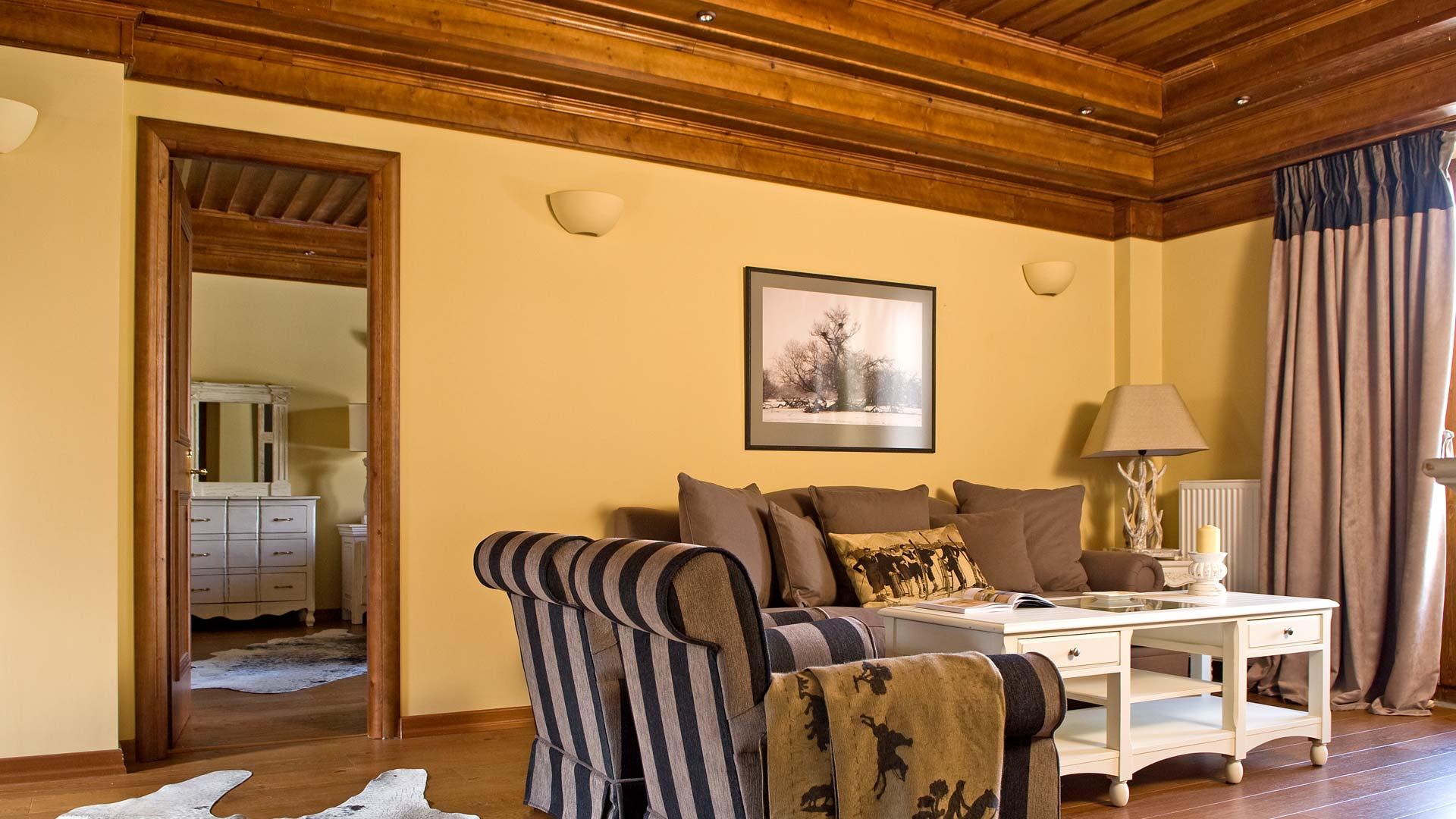 Grand Suites, Honeymoon, Ξενοδοχείο Αρχοντικό Χατζηγάκη, Περτούλι, Ελάτη