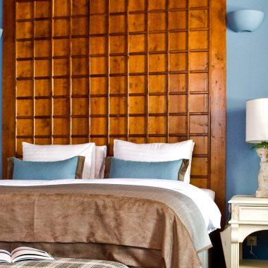 Superior δωμάτιο ξενοδοχείο Αρχοντικό Χατζηγάκη,Περτούλι, Ελάτη