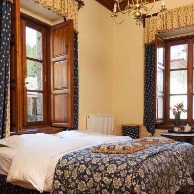 Standard δωμάτια - Αρχοντικό Χατζηγάκη