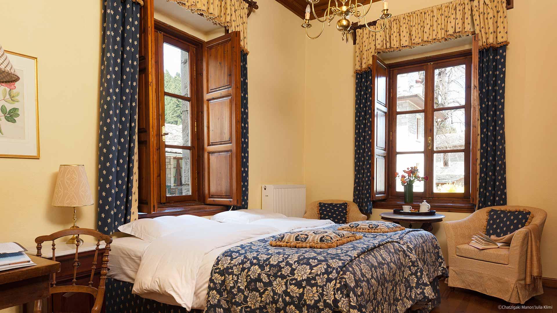 Classic δωμάτια - Αρχοντικό Χατζηγάκη