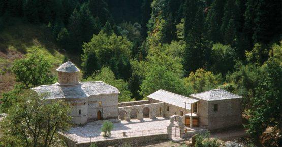Μοναστήρι στα Τρίκαλα