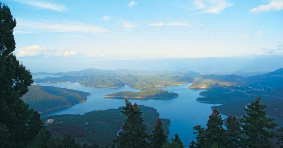 Φωτογραφία της Λίμνης Πλαστήρα