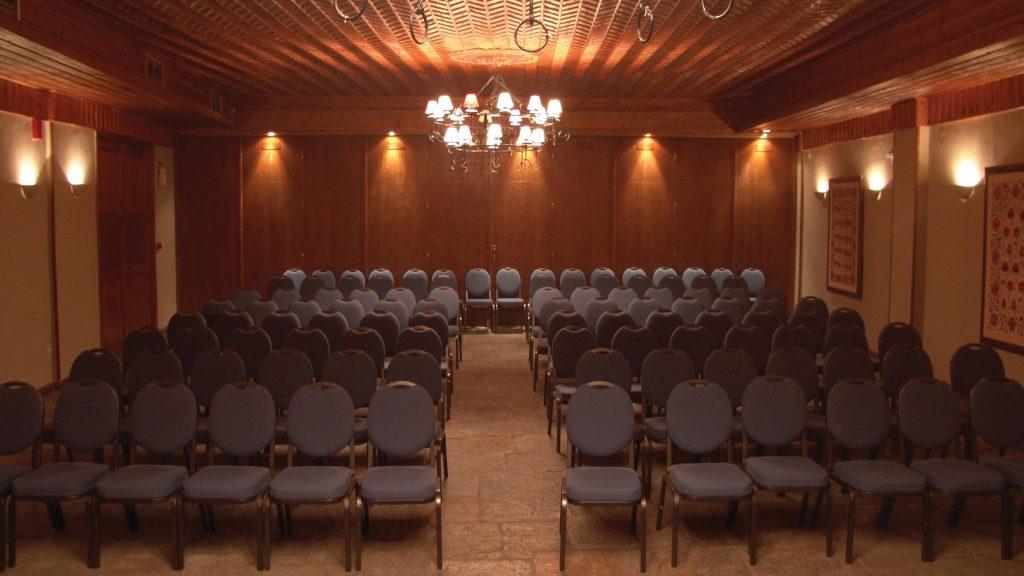 Αίθουσα συνεδρίων και σεμιναρίων