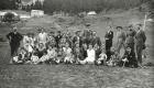 Οικογενειακή φωτογραφία της εποχής στο Περτούλι