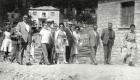 Αναμνηστική οικογενειακή φωτογραφία στο Περτούλι