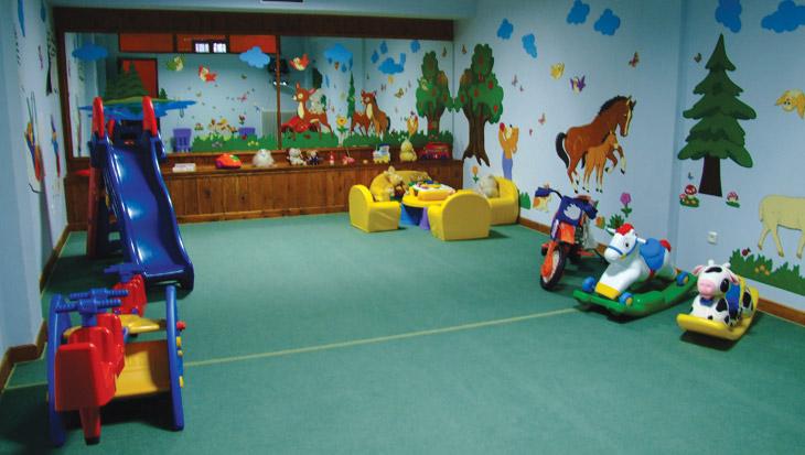 Το παιδικό δωμάτιο στο Αρχοντικό Χατζηγάκη