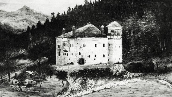 Ιστορία Περτουλίου Πολεμικός Πύργος Χατζηγάκη